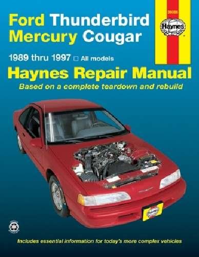 HAYNES - Repair Manual - HAN 36086