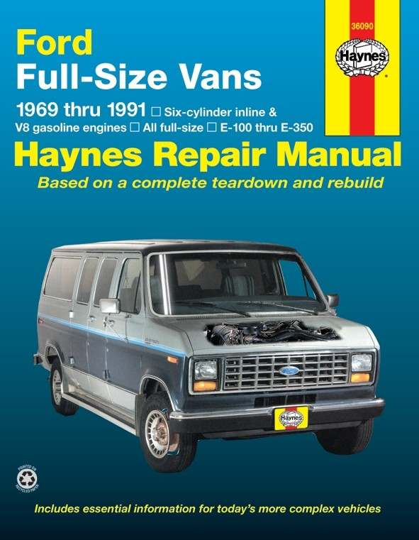 HAYNES - Repair Manual - HAN 36090