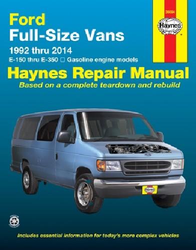 HAYNES - Repair Manual - HAN 36094