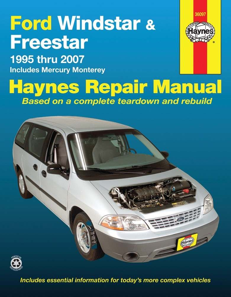 HAYNES - Repair Manual - HAN 36097