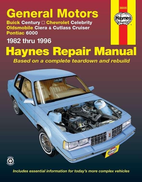 HAYNES - Repair Manual - HAN 38005