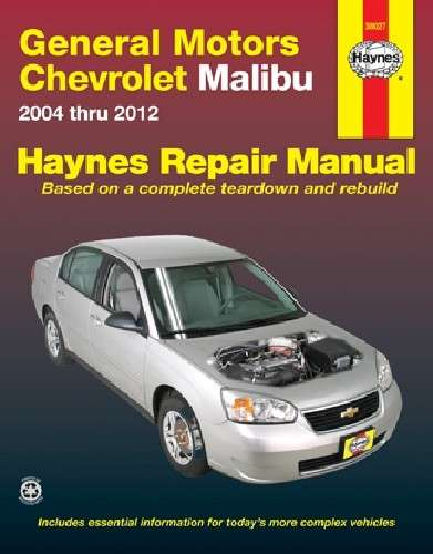 HAYNES - Repair Manual - HAN 38027