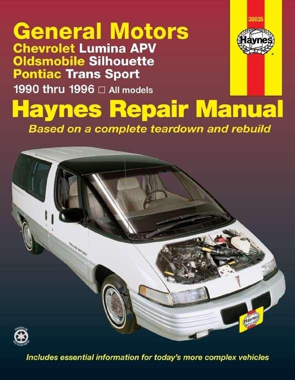 HAYNES - Repair Manual - HAN 38035