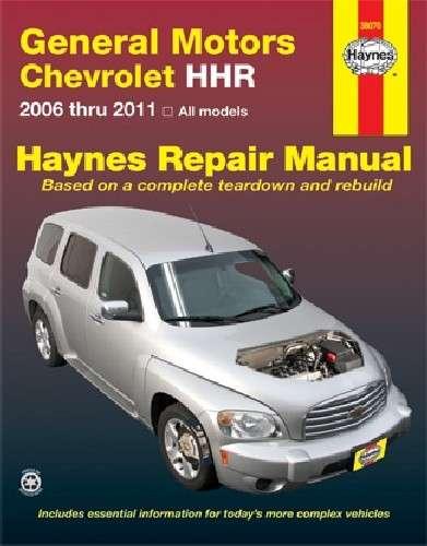 HAYNES - Repair Manual - HAN 38070