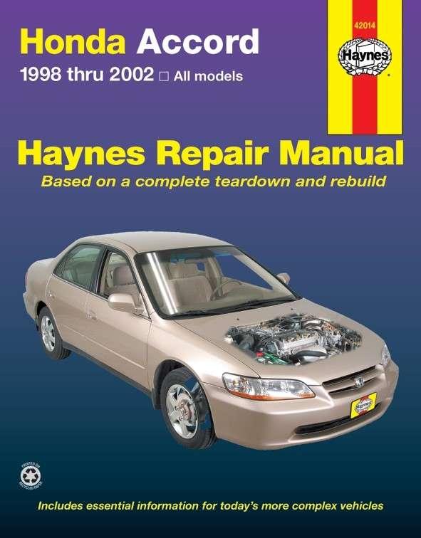 HAYNES - Repair Manual - HAN 42014