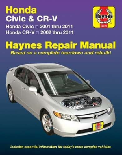 HAYNES - Repair Manual - HAN 42026
