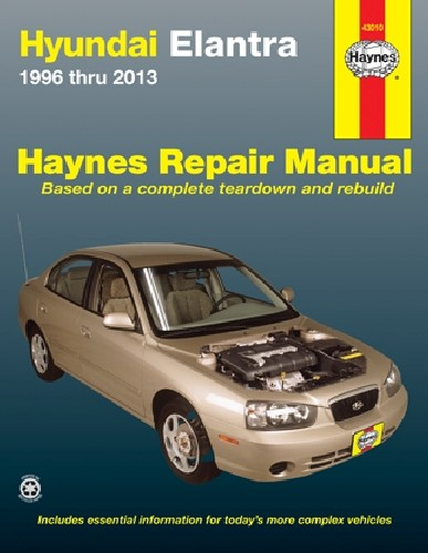 HAYNES - Repair Manual - HAN 43010