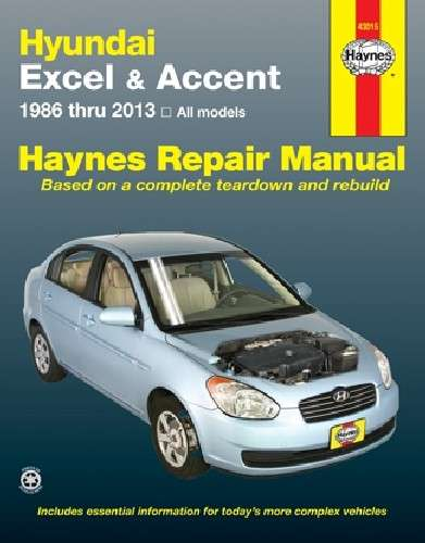 HAYNES - Repair Manual - HAN 43015