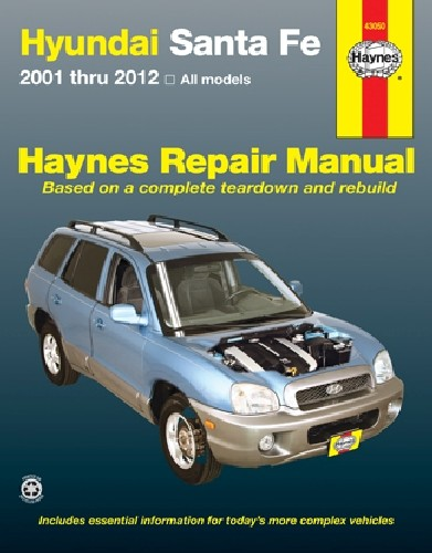 HAYNES - Repair Manual - HAN 43050