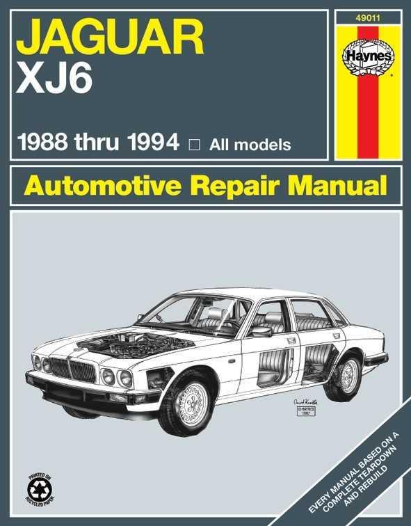 HAYNES - Repair Manual - HAN 49011
