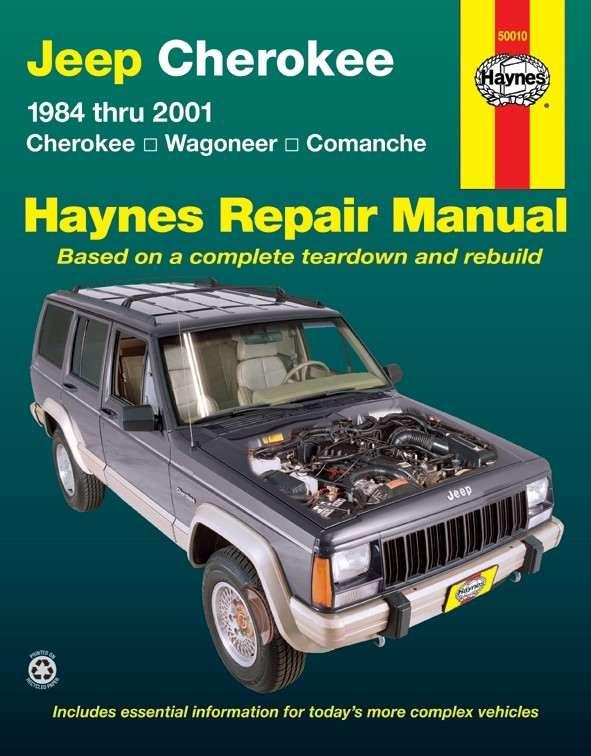 HAYNES - Repair Manual - HAN 50010