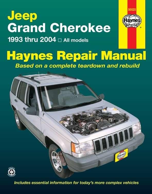 HAYNES - Repair Manual - HAN 50025