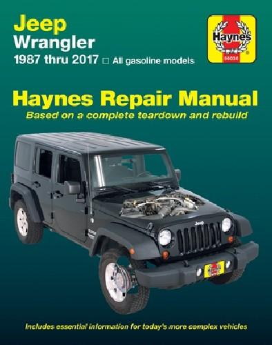 HAYNES - Repair Manual - HAN 50030