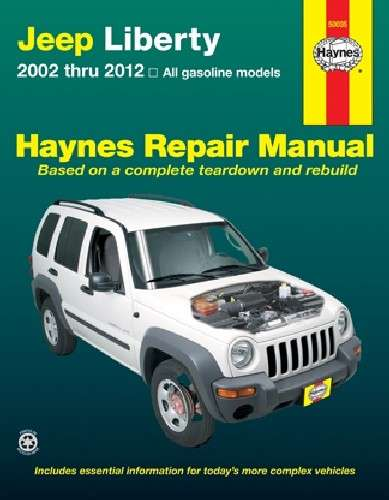 HAYNES - Repair Manual - HAN 50035