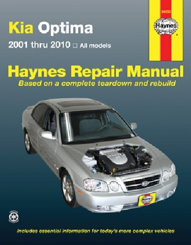 HAYNES - Repair Manual - HAN 54050