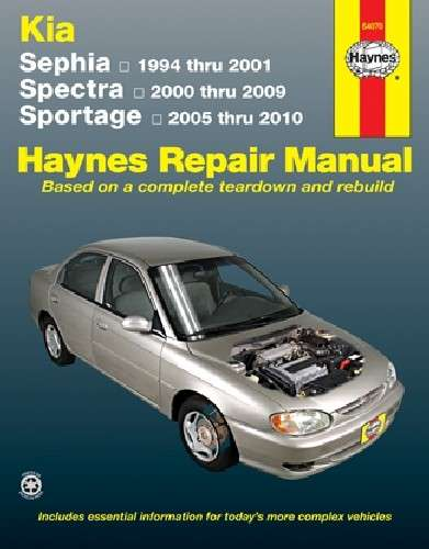 HAYNES - Repair Manual - HAN 54070