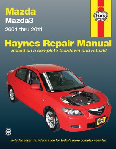 HAYNES - Repair Manual - HAN 61012