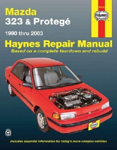 HAYNES - Repair Manual - HAN 61015