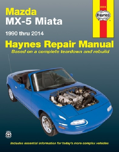 HAYNES - Repair Manual - HAN 61016