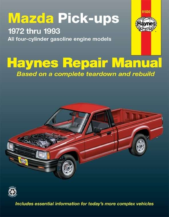 HAYNES - Repair Manual - HAN 61030