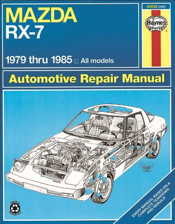 HAYNES - Repair Manual - HAN 61035