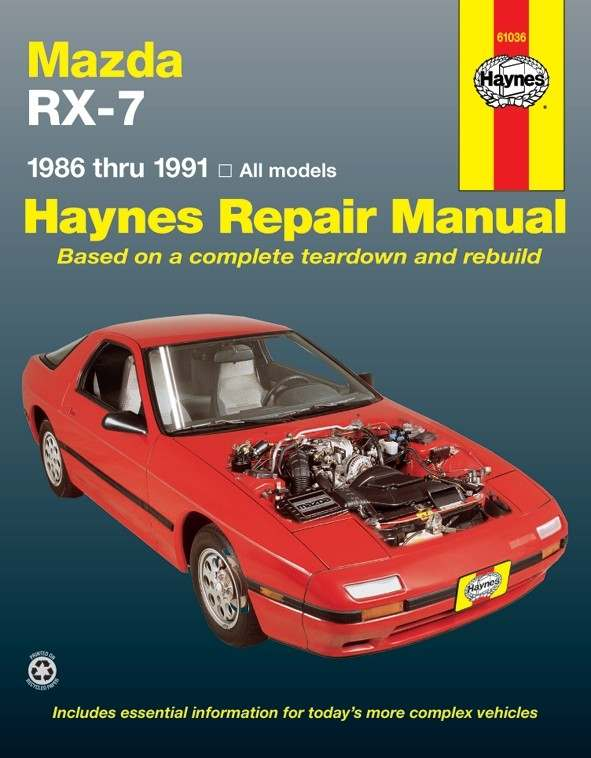 HAYNES - Repair Manual - HAN 61036