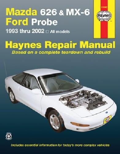 HAYNES - Repair Manual - HAN 61042