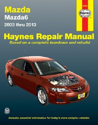 HAYNES - Repair Manual - HAN 61043