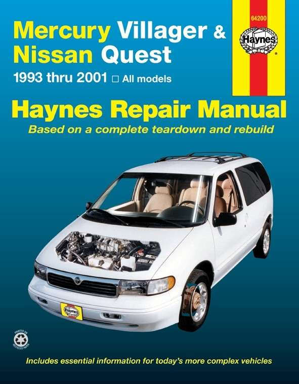 HAYNES - Repair Manual - HAN 64200