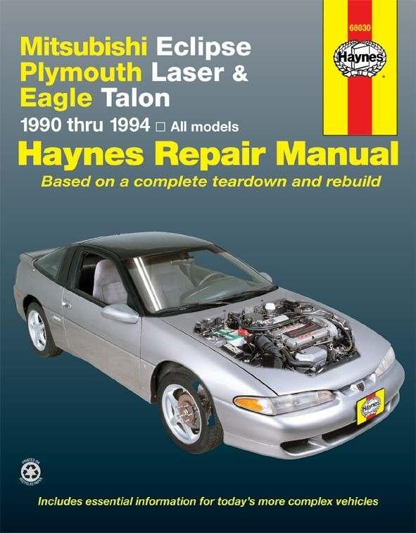 HAYNES - Repair Manual - HAN 68030