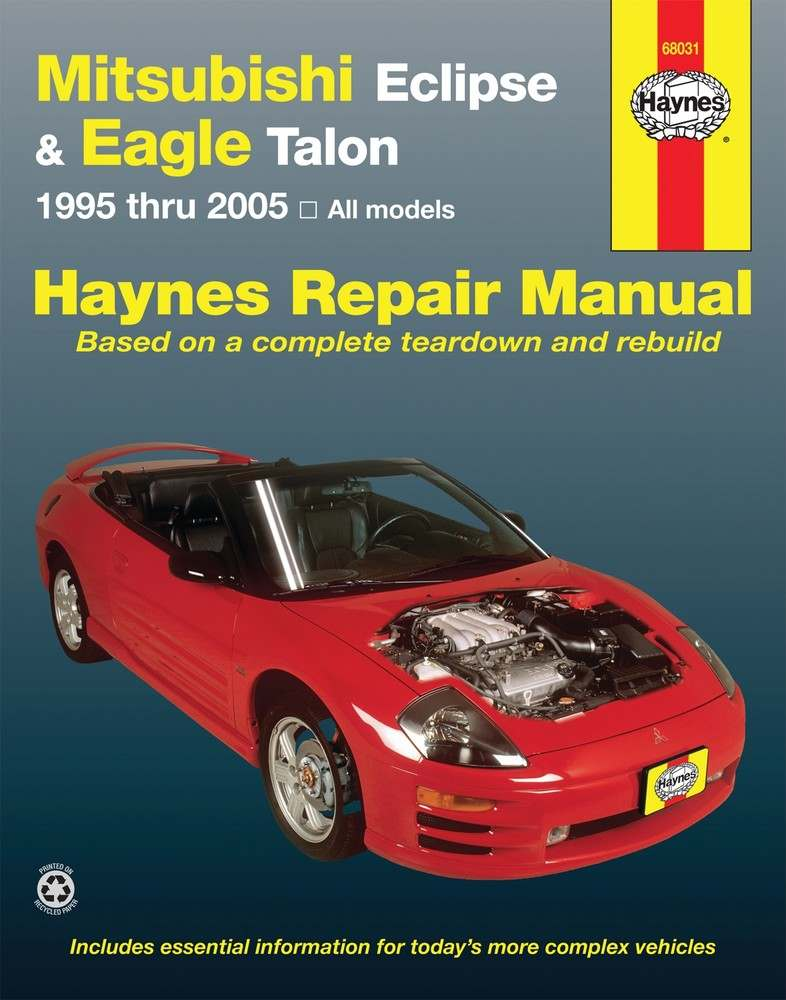 HAYNES - Repair Manual - HAN 68031