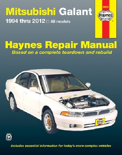 HAYNES - Repair Manual - HAN 68035