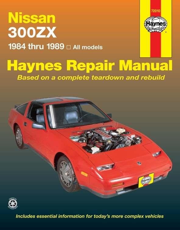 HAYNES - Repair Manual - HAN 72010