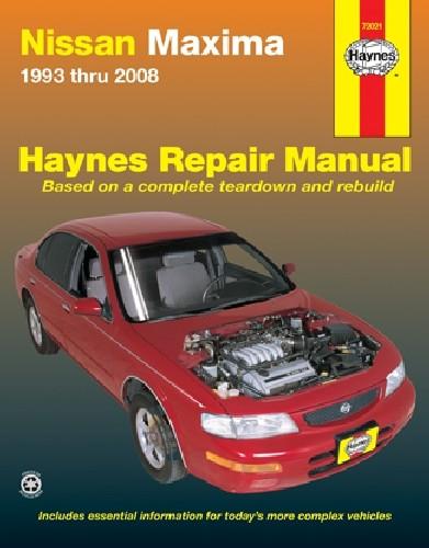 HAYNES - Repair Manual - HAN 72021