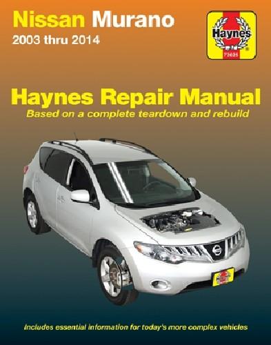 HAYNES - Repair Manual - HAN 72025