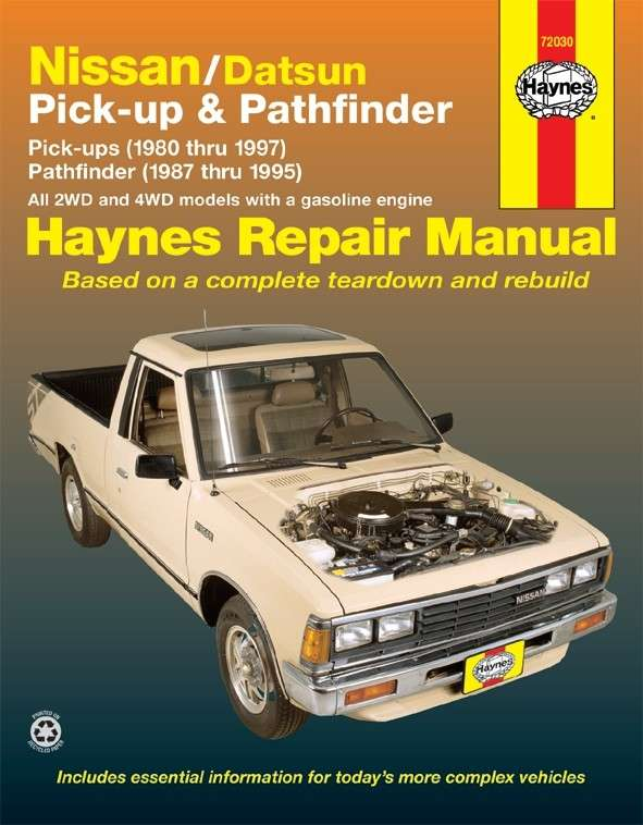 HAYNES - Repair Manual - HAN 72030