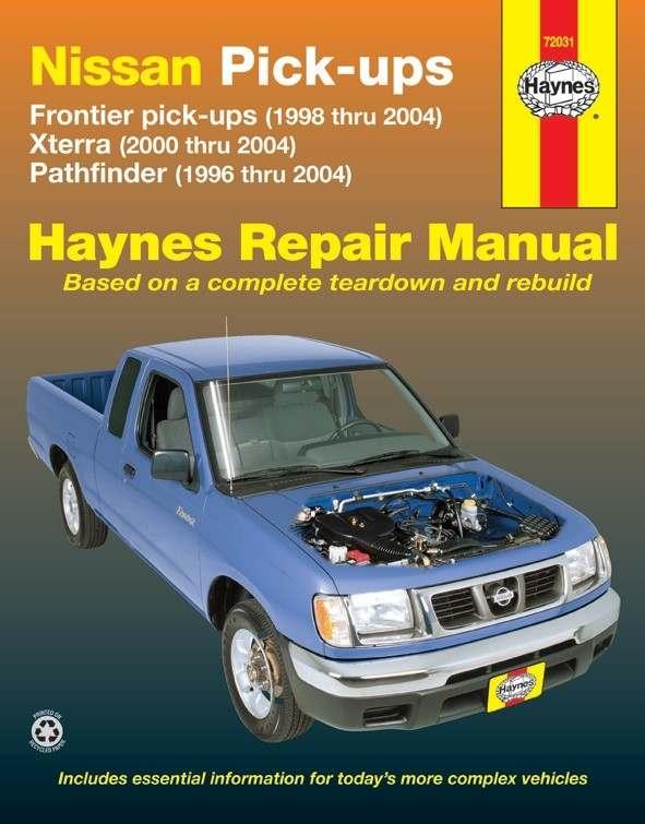 HAYNES - Repair Manual - HAN 72031