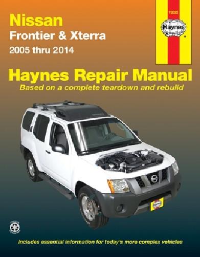 HAYNES - Repair Manual - HAN 72032
