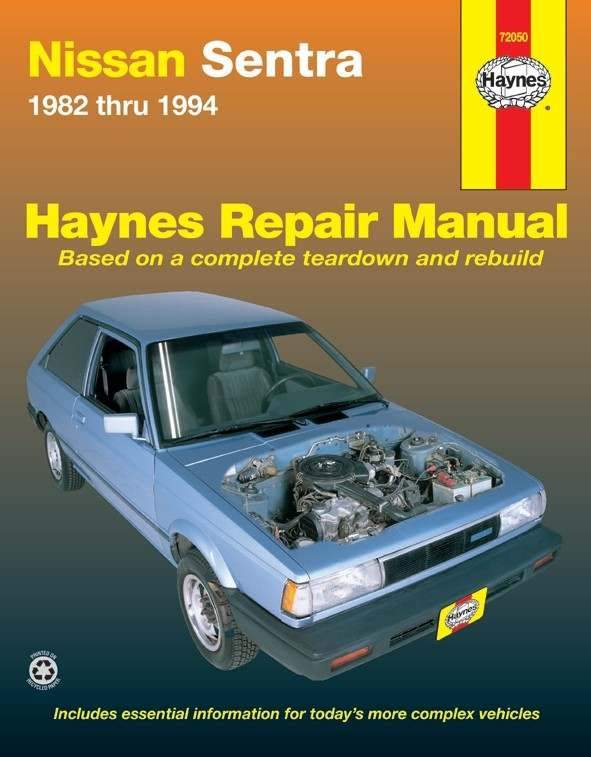 HAYNES - Repair Manual - HAN 72050