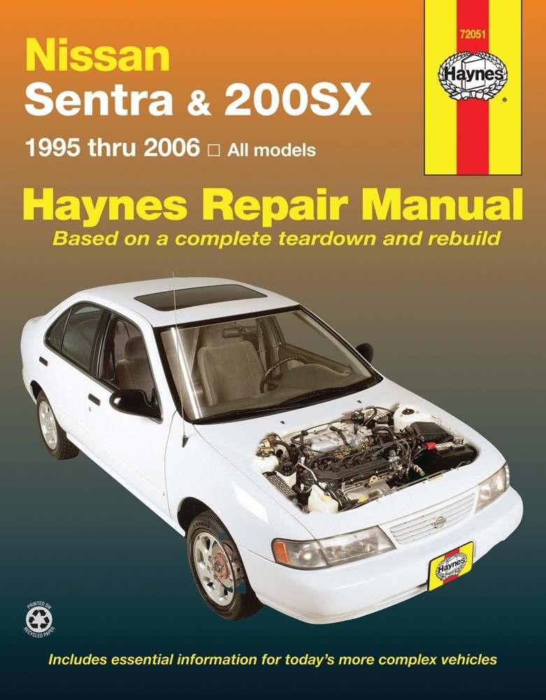 HAYNES - Repair Manual - HAN 72051