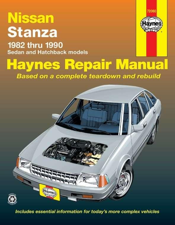 HAYNES - Repair Manual - HAN 72060