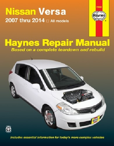 HAYNES - Repair Manual - HAN 72080