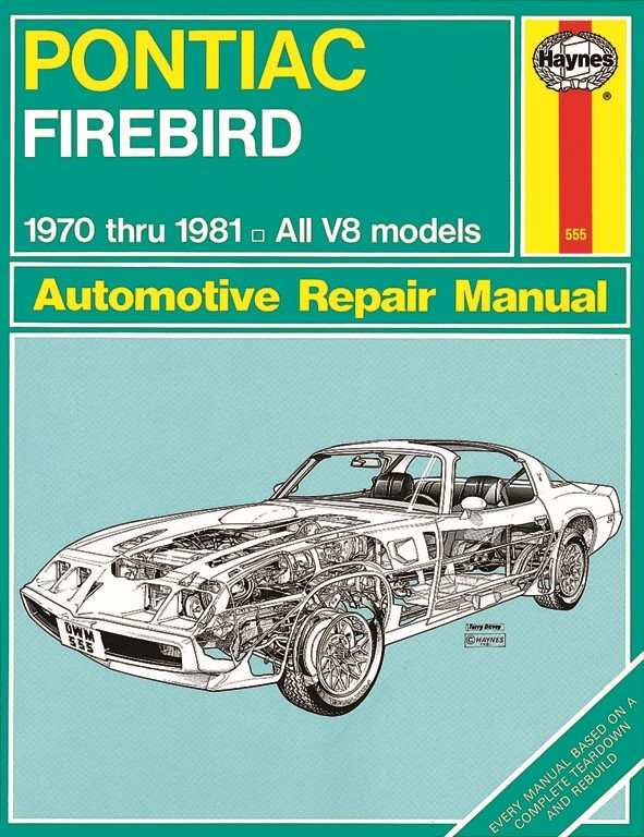 HAYNES - Repair Manual - HAN 79018