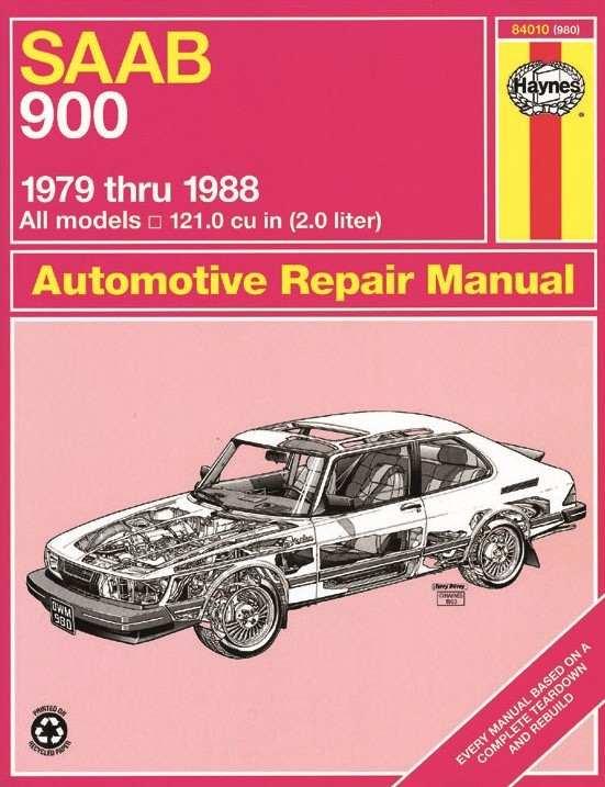 HAYNES - Repair Manual - HAN 84010