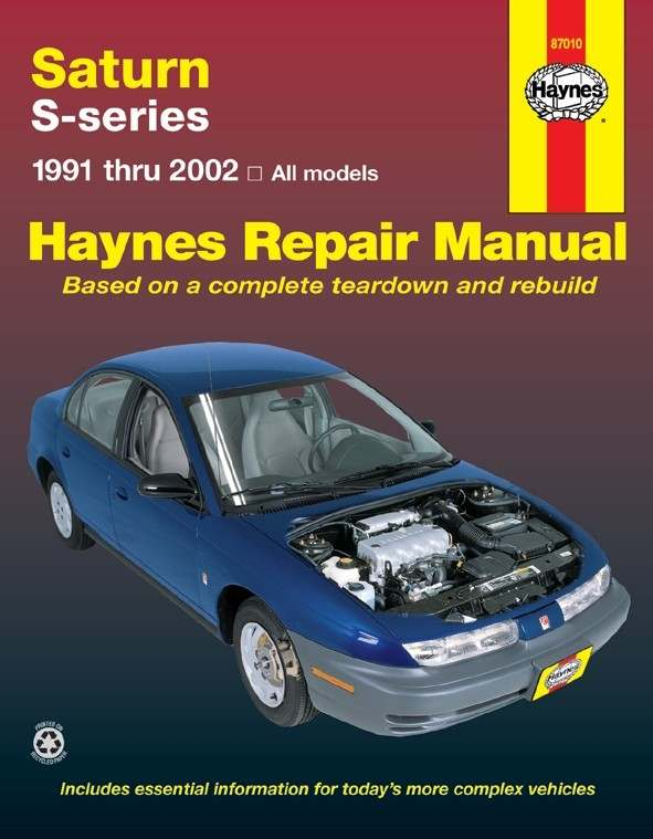 HAYNES - Repair Manual - HAN 87010