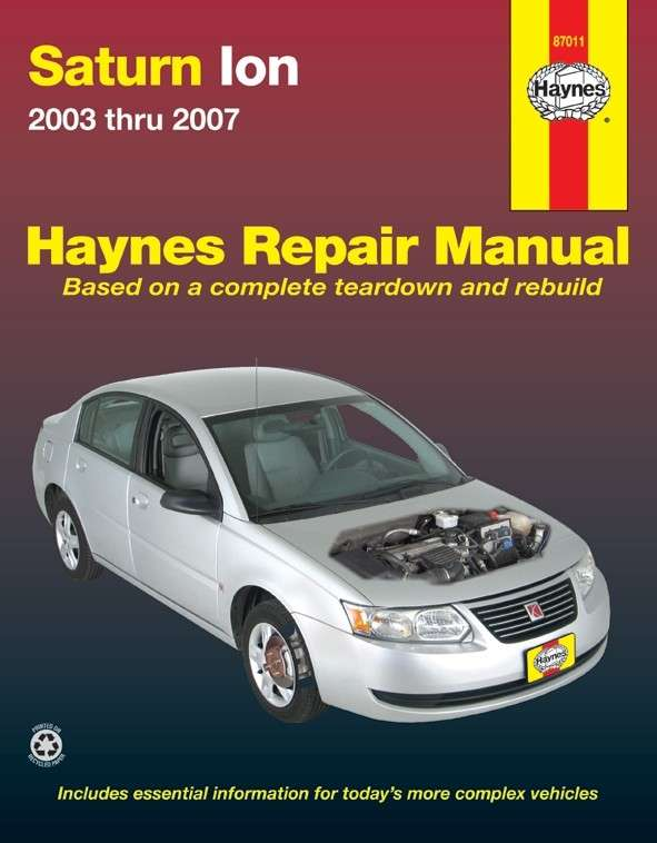 HAYNES - Repair Manual - HAN 87011