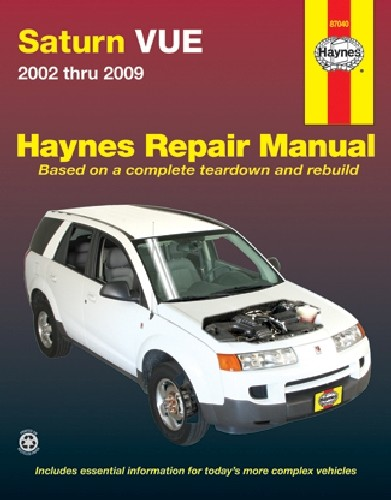HAYNES - Repair Manual - HAN 87040