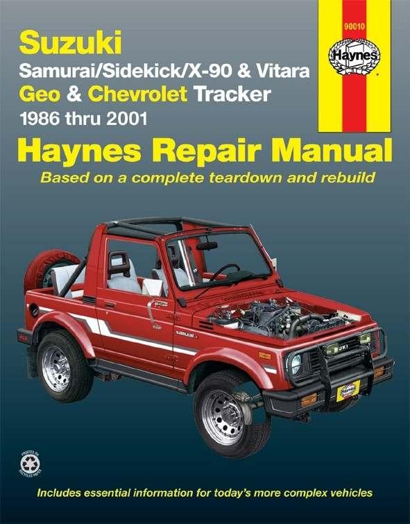 HAYNES - Repair Manual - HAN 90010