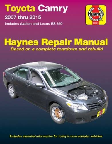 HAYNES - Repair Manual - HAN 92009