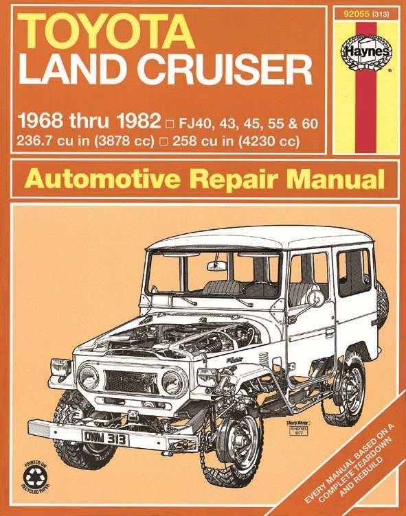 HAYNES - Repair Manual - HAN 92055
